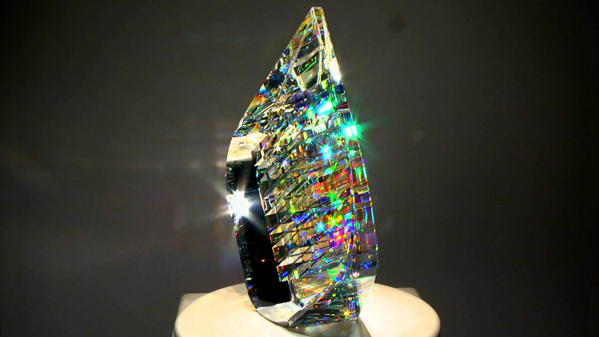 Cool fine art glass sculptures sculpture digest